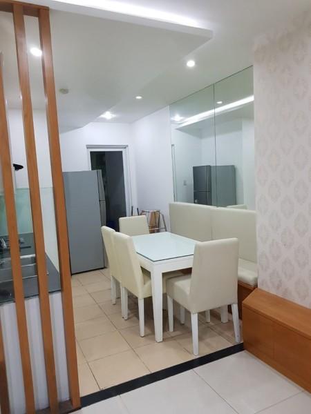 Cho thuê căn hộ cao cấp Cộng Hòa Plaza - 19 Cộng Hòa, Tân Bình 2PN/2WC, DT 72m2, nhà đẹp tầng cao view thoáng mát Tel: 0, 72m2, 2 phòng ngủ, 2 toilet