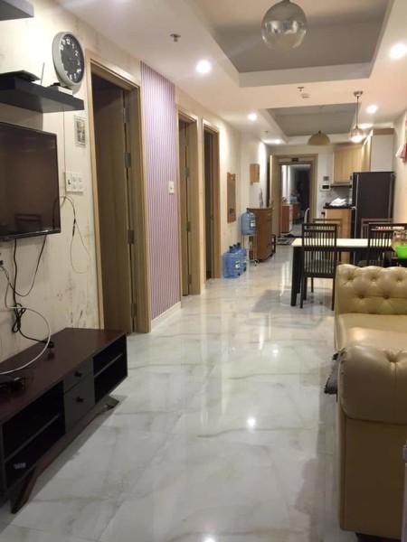 Cho thuê căn hộ Homyland 2, Nội thất full đủ 2 phòng. Lh 0918860304, 76m2, 2 phòng ngủ, 2 toilet