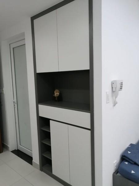 12 Triệu (Bao phí QL) Cho thuê căn hộ cao cấp Orchard Garden officetel 36m2 full nội thất. Tel: 0906.216.352 Ms Phụng, 36m2, 1 phòng ngủ, 1 toilet