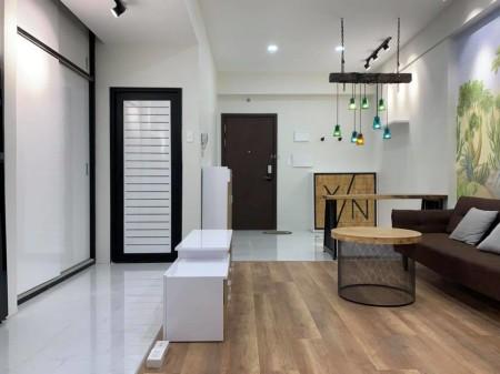 Cho thuê căn hộ 1 phòng ngủ, đầy đủ nội thất The Botanica Giá tốt Xem ngay! 0909.053.301, 57m2, 1 phòng ngủ, 1 toilet