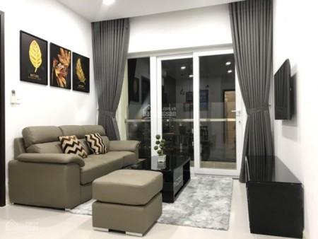 Trống căn hộ tầng cao rộng 53m2, 2 PN, giá 13 triệu/tháng. CC Xi Grand Court, 53m2, 1 phòng ngủ, 1 toilet
