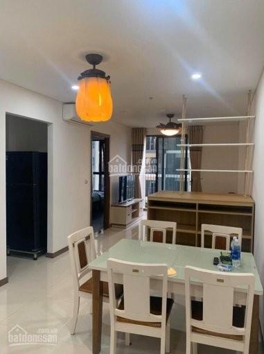 Cho thuê căn hộ rộng 57m2, 1 PN, 1 phòng chức năng, cc Hado Centrosa, giá 19 triệu/tháng, 57m2, 1 phòng ngủ, 1 toilet