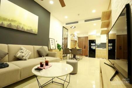 Trống căn hộ rộng 68m2, tầng cao, 2 PN, cc The Golden Star, giá 15 triệu/tháng, 68m2, 2 phòng ngủ, 2 toilet