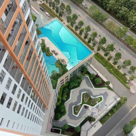 Cho thuê căn hộ cao cấp The Sun Avenue, 3pn full nội thất. Giá 17tr/bao phí. O9I886O3O4, 90m2, 3 phòng ngủ, 2 toilet