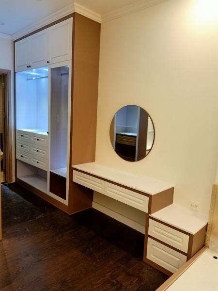 Cho thuê căn hộ The Sun, Mai Chí Thọ - Dt: 78m2, 2pn full NT. Giá 17 triệu/ bao phí. 0918860304, 78m2, 2 phòng ngủ, 2 toilet
