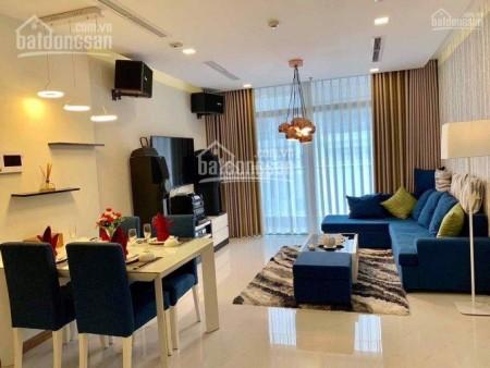 Cho thuê căn hộ 3 PN, 2 WC, có sẵn đồ dùng cơ bản, giá 10 triệu/tháng, cc Hoàng Anh Thanh Bình, 73m2, 2 phòng ngủ, 2 toilet