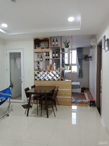 Cần cho thuê căn hộ rộng 62m2, giá 6 triệu/tháng, cc Hiệp Thành City, tầng 9, 62m2, 2 phòng ngủ, 2 toilet