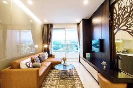 Golden Mansion Phổ Quang cần cho thuê căn hộ rộng 74m2, 2 PN, giá 14 triệu/tháng, 74m2, 2 phòng ngủ, 2 toilet