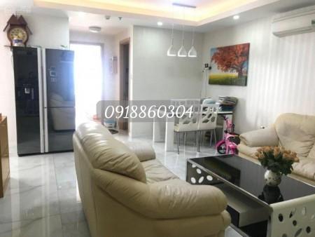 Cho thuê căn hộ Homyland 2. 77m2 2pn đầy đủ NT. Lh 0918860304, 77m2, 2 phòng ngủ, 2 toilet