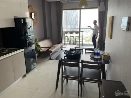 Cần cho thuê căn hộ rộng 65m2, 2 PN, cc Masteri Quận 4, giá 18.5 triệu/tháng, 65m2, 2 phòng ngủ, 2 toilet