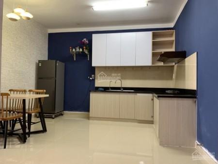 Cho thuê căn hộ Saigonres rộng 72m2, 2 PN, có đồ dùng, giá 10 triệu/tháng, 72m2, 2 phòng ngủ, 2 toilet