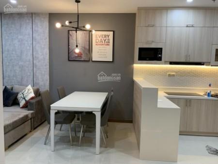 Cho thuê căn hộ rộng 75m2, cc Xi Grand Court, giá 17.5 triệu/tháng, sang trọng, LHCC, 75m2, 2 phòng ngủ, 2 toilet