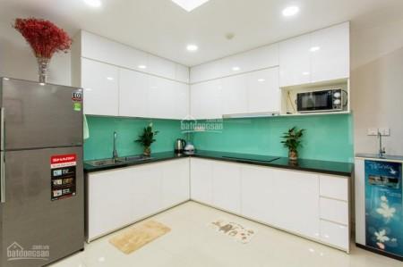 Trống căn hộ rộng giá 15 triệu/tháng, dtsd 100m2, 3 PN, tầng cao, view đẹp, 100m2, 3 phòng ngủ, 3 toilet