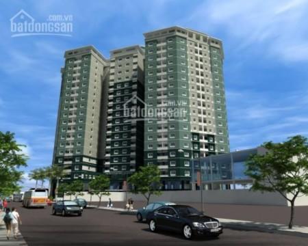 Cloudy Đầm Sen cần cho thuê căn hộ tầng cao rộng 70m2, 2 PN, giá 6.5 triệu/tháng, 70m2, 2 phòng ngủ, 2 toilet