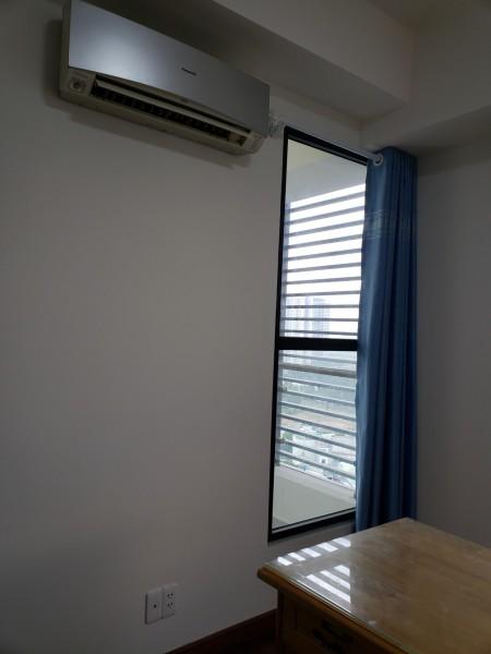 Cần cho thuê căn hộ Centana, 2 Phòng Ngủ - 2 Nhà vệ sinh. 3 Máy lạnh. Giá 10 triệu/th. Lh 0918860304, 55m2, 2 phòng ngủ, 2 toilet