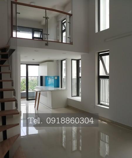 Cho thuê 07 căn hộ officetel La astoria 3, 1Pn, nhà trống có máy lạnh/đủ nội thất. Lh 0918860304, 55m2, 1 phòng ngủ, 1 toilet