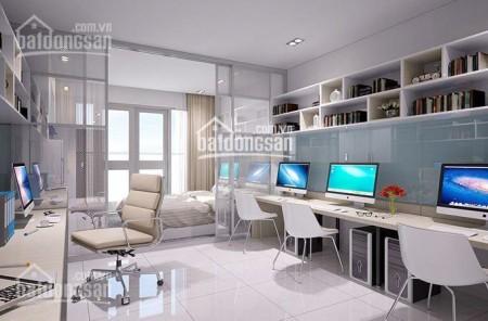Citrine Apartment cần cho thuê giá 6 triệu/tháng, tầng cao, căn góc, dtsd 60m2, 60m2, 2 phòng ngủ, 2 toilet