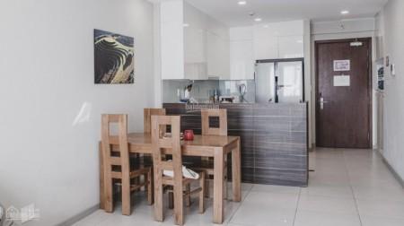 Chủ cho thuê căn hộ rộng 85m2, 2 PN, giá 15 triệu/tháng. CC The Gold View an ninh, 85m2, 2 phòng ngủ, 2 toilet