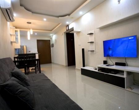 Mình cần cho thuê căn hộ rộng 98m2, căn hộ có 3 PN, giá 14 triệu/tháng, cc Celadon, 98m2, 2 phòng ngủ, 2 toilet