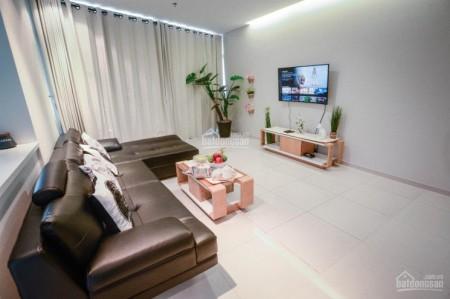 Cần cho thuê căn hộ rộng 103m2, giá 35,618 triệu/tháng. ĐC City Garden cao cấp, 103m2, 2 phòng ngủ, 2 toilet