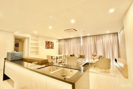 Waterina Suites cần cho thuê căn hộ rộng 160m2, giá 40 triệu/tháng, 3 PN, LHCC, 160m2, 3 phòng ngủ, 2 toilet
