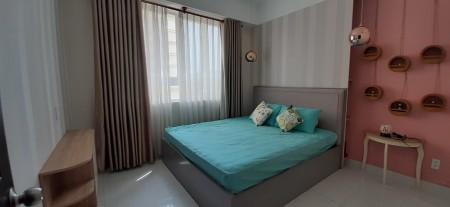 Cho thuê 6 căn chung cư Petroland, Nhà trống/đủ Nội thất 2PN. Giá 7 triệu/tháng. Lh 0918860304, 66m2, 2 phòng ngủ, 2 toilet