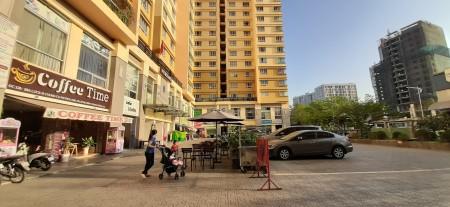 Cho thuê căn hộ CC Petroland, DT 84m2 có 2 PN, 2 toilet full NT cao cấp. Giá 8 triệu. Tel O9I886O3O4, 84m2, 2 phòng ngủ, 2 toilet