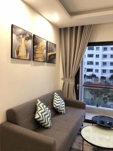 Cho thuê căn hộ New city, tòa Venice full nội thất 2pn, 2wc view LM81. Giá 15 triệu. Lh 0918860304, 70m2, 2 phòng ngủ, 2 toilet