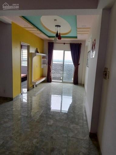 Có căn hộ rộng 2 PN, dtsd 62m2, giá 4 triệu/tháng, cc HQC Plaza, 62m2, 2 phòng ngủ, 2 toilet