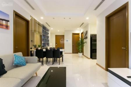 Vinhomes Central cho thuê căn hộ rộng 98.3m2, 3 PN, giá 30.2 triệu/tháng, tòa Landmark 3, 983m2, 3 phòng ngủ, 2 toilet