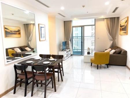 Cần cho thuê căn hộ rộng 75m2, 2 PN, cc Vinhomes Central, giá 15 triệu/tháng, 75m2, 2 phòng ngủ, 2 toilet