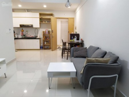 Trống căn hộ Charmington La Pointe cho thuê giá 15.5 triệu/tháng, dtsd 51m2, 51m2, 2 phòng ngủ, 1 toilet