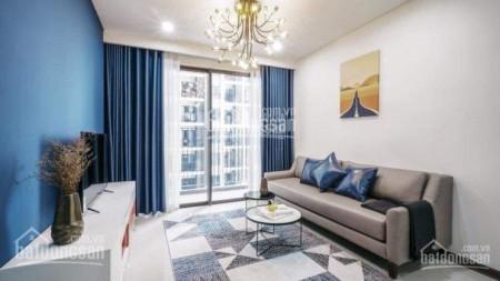 Cần cho thuê căn hộ rọng 75m2, giá 8.5 triệu/tháng. CC Flora Novia Thủ Đức, 75m2, 2 phòng ngủ, 2 toilet