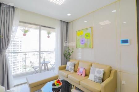Centrosa Garden cần cho thuê căn hộ tầng cao rộng 53m2, 2 PN, giá 13 triệu/tháng, 53m2, 2 phòng ngủ, 1 toilet