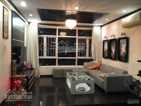 Cho thuê căn hộ rộng 95m2, 2 PN, cc Hoàng Anh Gold House giá 9 triệu/tháng, 95m2, 2 phòng ngủ, 2 toilet