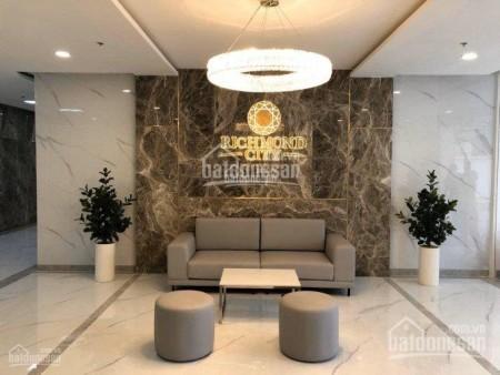 Cần cho thuê căn hộ rộng 66m2, giá 9 triệu/tháng, cc Richmond City, 66m2, 2 phòng ngủ, 2 toilet