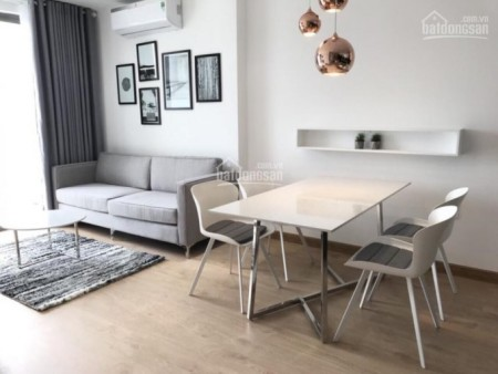 Cho thuê căn hộ rộng 48m2, lầu cao, giá 15 triệu/tháng, cc The Prince Residence, 48m2, 1 phòng ngủ, 1 toilet