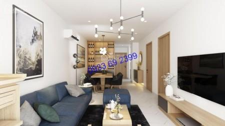 Cho thuê căn hộ rộng 86m2, 2 PN, tầng cao, cc Hado Centrosa Quận 10, giá 26 triệu/tháng, 86m2, 2 phòng ngủ, 2 toilet