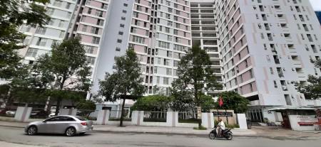 Chung cư Thủ Thiêm Xanh, 2pn,nhà lót sàn gỗ có nội thất. Giá 7 triệu/th. Lh 0918860304, 60m2, 2 phòng ngủ, 1 toilet