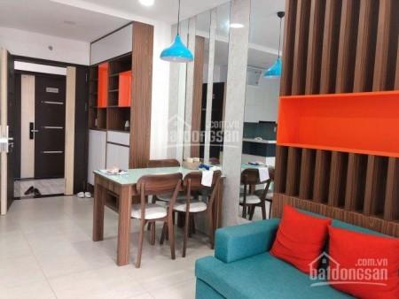 Xi Grand Court có căn hộ rộng 70m2, có sẵn nội thất, giá 16 triệu/tháng, an ninh, 70m2, 2 phòng ngủ, 2 toilet