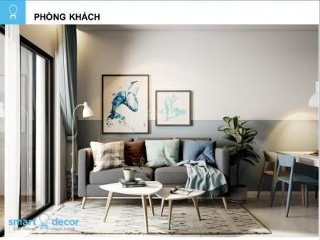 Cho thuê căn hộ Newton Residence, dtsd 71m2, 2 PN, giá 21 triệu/tháng, 71m2, 2 phòng ngủ, 2 toilet