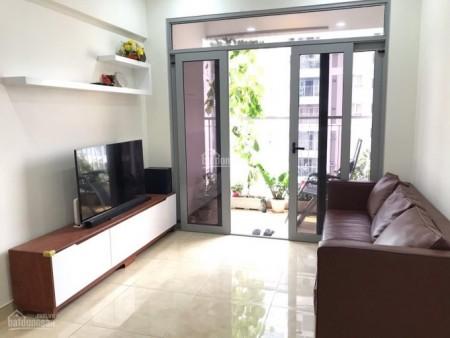 Trống căn hộ rộng 78m2, 2 PN, an ninh, cho thuê giá 9 triệu/tháng, cc Luxgarden, 78m2, 2 phòng ngủ, 2 toilet