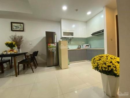 Trống căn hộ rộng 71m2, 2 PN, cc Botanica Premier, có đủ đồ, giá 15 triệu/tháng, 71m2, 2 phòng ngủ, 2 toilet