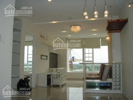 Cho thuê căn hộ rộng 80m2, cc Terra Rosa, 2 PN, có đủ đồ, giá 5.5 triệu/tháng, 80m2, 2 phòng ngủ, 2 toilet