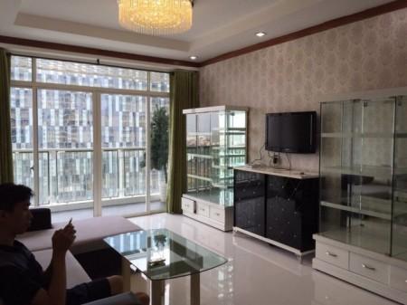 Căn hộ có sân vườn cc Hoàng Anh Gia Lai 3, dt 378m2, giá 18 triệu/tháng, LHCC, 378m2, 4 phòng ngủ, 3 toilet