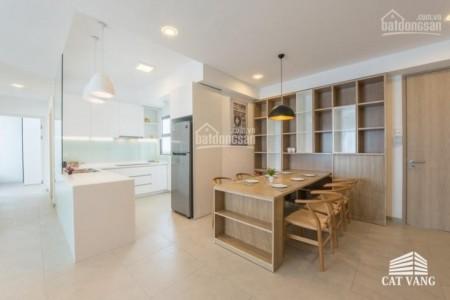 Căn hộ tầng cao cc Riviera Point rộng 147m2, 3 PN, cho thuê giá 23 triệu/tháng, 147m2, 3 phòng ngủ, 2 toilet