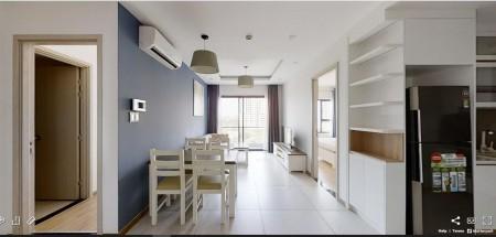Cho thuê căn hộ New city 2PN đầy đủ nội thất giá tốt nhất 15 triệu/tháng, 75m2, 2 phòng ngủ, 2 toilet