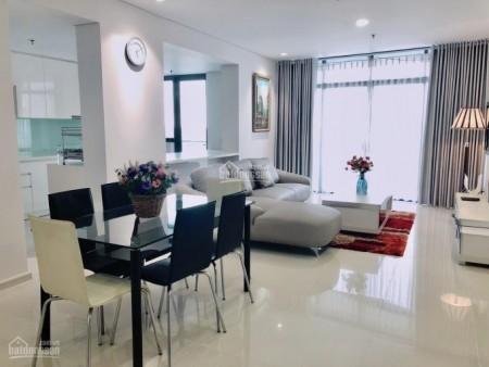 Trống căn hộ tầng cao cc Richmond rộng 80m2, giá 10 triệu/tháng, 2 PN, nội thất đủ, 80m2, 2 phòng ngủ, 2 toilet