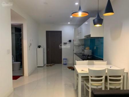 Trống căn hộ rộng 49m2, cc Galaxy 9 cho thuê giá 12 triệu/tháng, đủ đồ dùng, 49m2, 1 phòng ngủ, 1 toilet