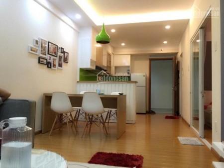 Flora Anh Đào cho thuê căn hộ 54m2, đủ tiện nghi, giá 7 triệu/tháng, LHCC, 54m2, 1 phòng ngủ, 1 toilet